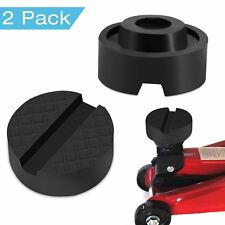 Rubber Jack Pads Block Car Jackstand Lifting Repair Protection Garage Tools DIY