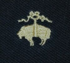BROOKS BROTHERS - polo t-shirt maglietta - blu - taglia S - originale