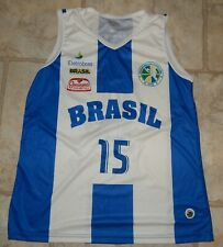 BRASIL CAMBS BASKETBALL JERSEY XTRA!