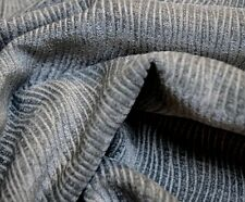 Grey Textured Chenille Upholstery Fabric Current Slate