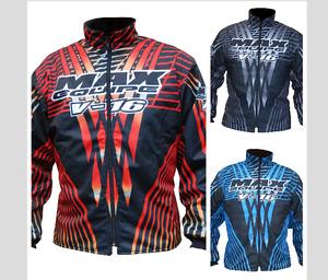 WULFSPORT Max V16 Jacket Motocross Motorbike Leisure Coat Race Adult