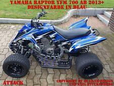 AMR RACING DEKOR GRAPHIC KIT ATV YAMAHA RAPTOR YFM 125/250/350/660/700 ATTACK B