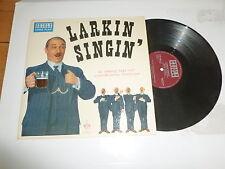 The Mike sammers Bono-Larkin SINGIN - 1960 UK 12-track vinyl LP