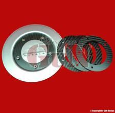 OZ racing, futura, Cygnus carbonringe 4 x reale-carbonringe per OZ CERCHI COPERCHIO