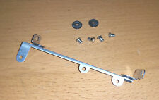 """Hard drive caddy and screws for 12"""" aluminum Apple Powerbook G4 HDD"""