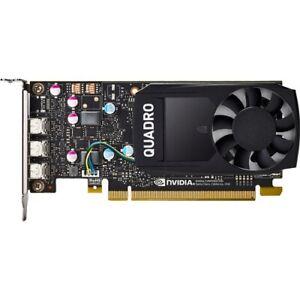 HP NVIDIA Quadro Graphic Card - 2 GB GDDR5 - Low-profile