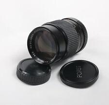 Porst Tele MC 135mm f/2.8 auto D Pentax K PK Mount Lens