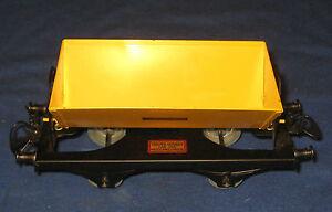 Vintage Hornby O Gauge Benne Basculante No. 1