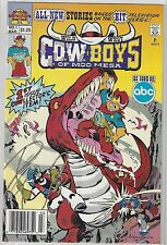COWBOYS of MOO MESA #1 Archie Comics Cartoon TV Show NM- (9.2)