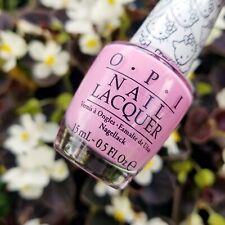 Opi Nail Lacquer Polish Nl H83 Look At My Bow * Hello Kitty Sweet Pink Color