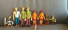 Lot Scooby Doo And Friends Figures