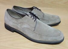 Hush Puppies Mens Suede Leather Oxfords Shoes Size 15