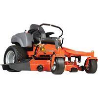 "Husqvarna MZ61 61"" 27HP Commercial Zero Turn Electric Riding Tactor Lawn Mower"