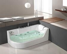 Whirlpool Whirlwanne Dusche Jacuzzi Pool Badewanne Acryl Glasfront LXW-1533R