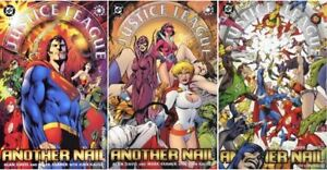 Justice League Of America: Another Nail DC Elseworlds Mini Series (2004) NM