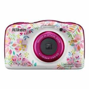 New Nikon Coolpix W150 Floral Pink