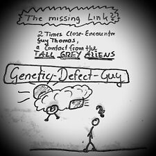 live INTERVIEV why Tall-Greys contacted me,The genetic Defect Guy Thomas Brefeld