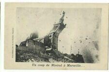 CARTE POSTALE ANCIENNE MARSEILLE 1 (TRÈS RARE)