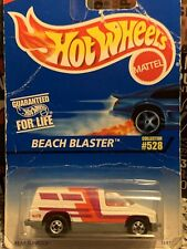 HOT WHEELS BEACH BLASTER COLLECTOR# 528 in Blister Pack