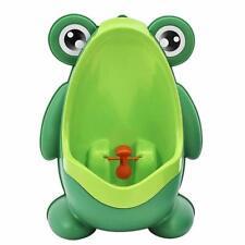 Baby Boy Potty Training Urinal Cute Frog Toilet Training Urinal Pee Trainer