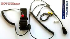 RACE RADIO NASCAR OVER THE WALL BODY HARNESS KENWOOD BAOFENG