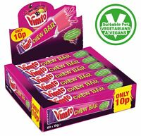VIMTO CHEW BARS SWEETS FULL CASE OF 60 SEALED BOX ENGAGEMENT WEDDING FAVOURS
