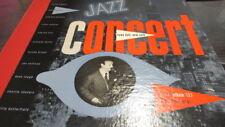 BOBBY HAGGART KEYTONE 78 RPM RECORD SET K-121 JAZZ CONCERT TOWN HALL, NEW YORK