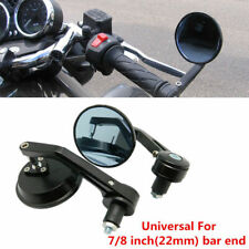 Universal Bar End Mirrors Motorcycle Handlebar Mirror For BMW R NINE T SCRAMBLER