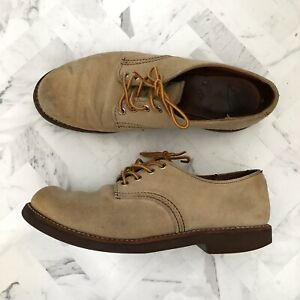 RED WING  Oxford Heritage Collection Style 8057 Size 10.5