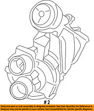 FORD OEM-Turbocharger Turbo DL3Z6K682E