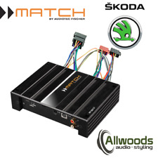 Match Amp & harness Package PP62DSP + FREE PP-AC Harness Cable Skoda Karoq