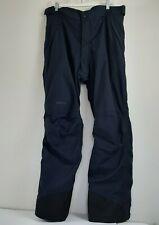 Marmot ski/snowboard pants. Men's Xl. Black.