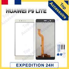 TOUCH SCREEN + LCD SCREEN ORIGINAL LOAN-A-MOUNT FOR HUAWEI P9 LITE 2016 WHITE