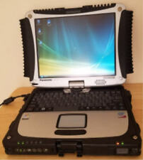 Panasonic Toughbook CF-19 Laptop CF-19FEGC2CM Core2 U7500 @ 1.06 GHz 2gb 80GB.
