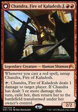Foil - CHANDRA, FUOCO DI KALADESH - CHANDRA, FIRE OF KALADESH Magic ORI Origins