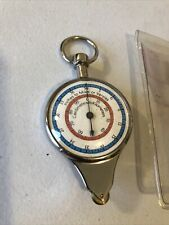 Vintage Map Measure Foreign