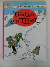 Tintin au Tibet-Hardcover-edición 1966-Casterman p. 1-2/2