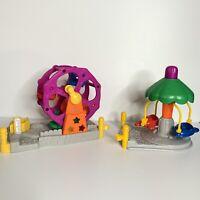 Fisher Price Little People Surprise Sounds Fun Park & Ferris Wheel