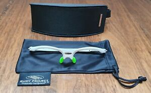 Rudy Project RYDON Sunglasses - WHITE CARBONIUM - Frame ONLY