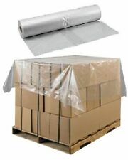 More details for 1000 polythene pallet top base cover sheets size 59x51