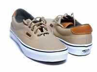 Vans Era 59 Mens Canvas Skater Casual Trainers Low-Tops Lace Up Shoes Unisex