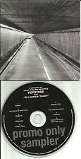 Sea and Cake TORTOISE 2006 BOX SET sampler PROMO DJ CD w/ RARE MIKE WATT REMIX