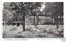 AK, Bad Rothenfelde, Kurhaus und Kurgarten, 1953