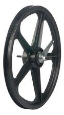 "16"" black Skyway Tuff II COSTER BRAKE  Rear WHEEL Wheel 16"" Coaster Brake"