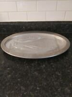 VINTAGE WESTBEND CAST ALUMINUM SERV-IT SERVERS TRAY,PLATTER,ROASTS,Cookware