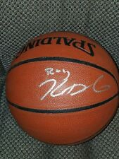 Kevin Durant Signed Basketball NBA MVP All-Star w/ Inscription Nets ROY