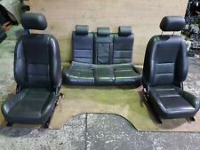 2003 - 2007 JAGUAR S-TYPE COMPLETE FRONT & REAR INTERIOR LEATHER SEATS