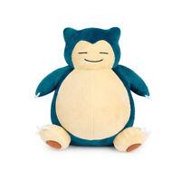 "New 11"" 28Cm Licensed Pokemon Snorlax Plush Toys Soft Stuffed Animal Doll Gift"