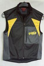 Ladies MAMMUT TOKO Softshell Bodywarmer Windstopper Gillet Vest XS Extra Small