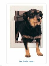 PetSafe Pet Door - Aluminum / Plastic - Cat / Dog - Various Sizes